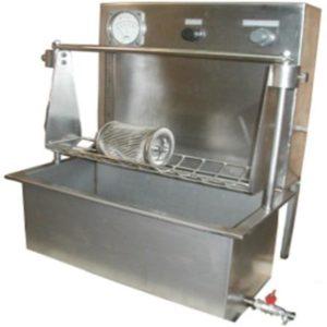 Стенд контроля герметичности фильтроэлементов
